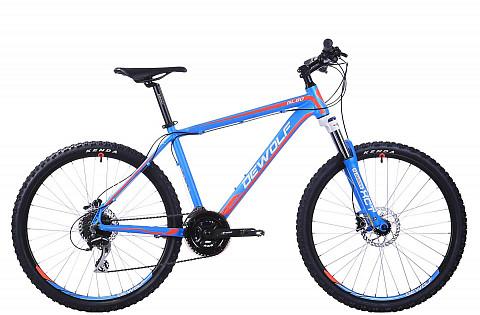 Велосипед DEWOLF GL 80 2016