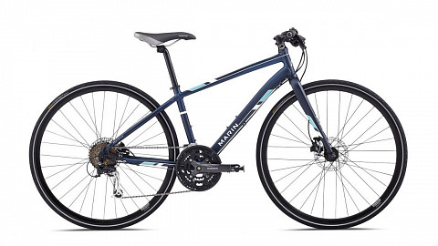 Велосипед Marin Terra Linda SC4 Lady 2014