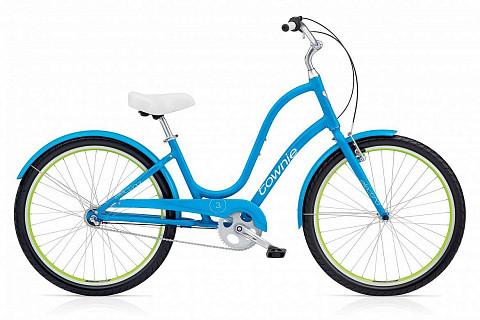 Велосипед Electra Townie Original 3i Ladies' 2015