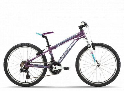 Велосипед SILVERBACK Senza 24 2015