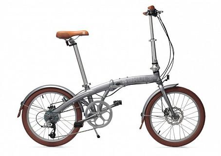 Велосипед  Shulz GOA 8 Disc