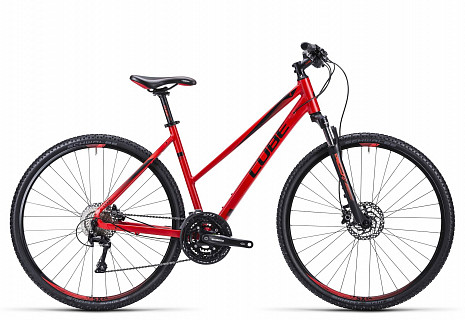 Велосипед Cube Nature Pro Lady 2015