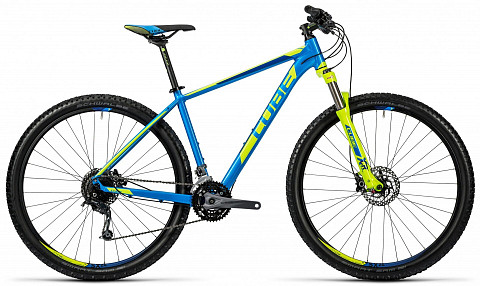 """Велосипед Cube ANALOG 29"""" 2016"""