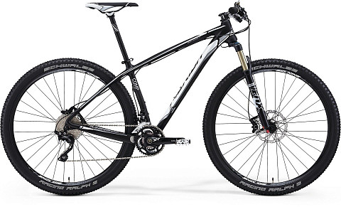 "Велосипед Merida Big.Nine CF XT-Edition 29"" 2014"