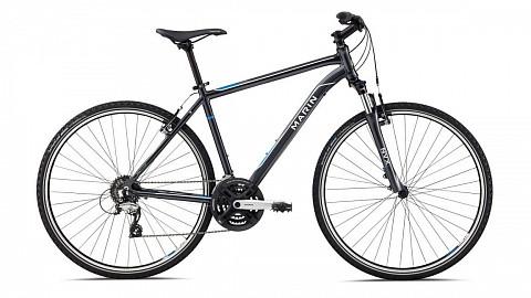 Велосипед Marin San Rafael DS2 2014