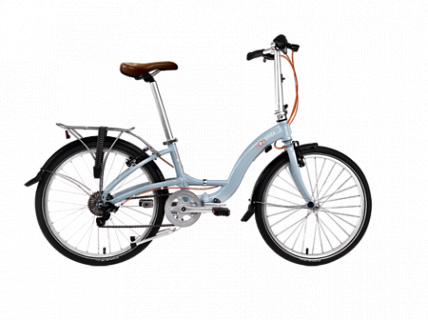 Велосипед Dahon Briza D8