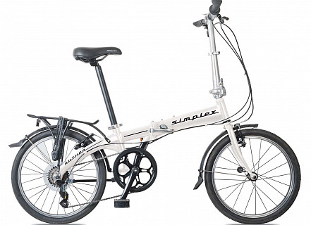 Велосипед Author Simplex 2014
