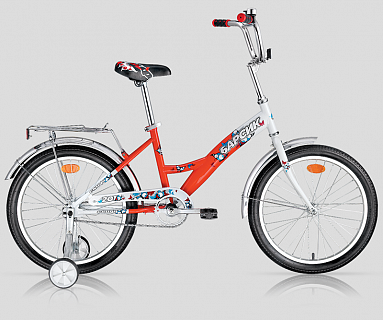 Велосипед Forward Скиф Barsik 201 2014