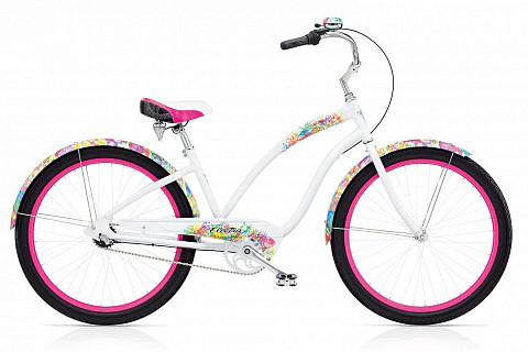 Велосипед Electra Cruiser Chroma 3i Ladies' 2016