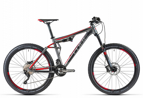 "Велосипед Cube AMS 150 HPA 27.5"" PRO 2014"