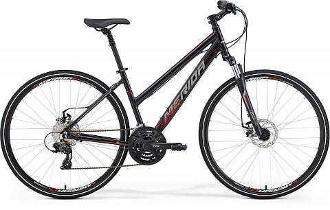 Велосипед Merida Crossway 15-MD Lady 2015