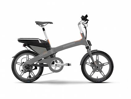 Электровелосипед Winora Town:exp 2014