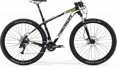 "Велосипед Merida Big.Nine CF XO-Edition 29"" 2014"