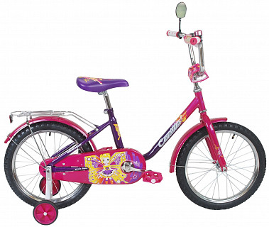 "Велосипед BLACK AQUA Camilla 18"" 2016"