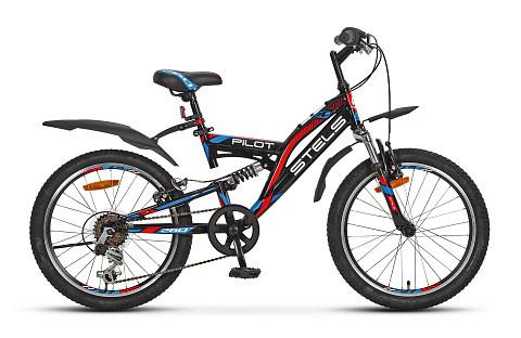 """Велосипед Stels Pilot 260 20"""" 2016"""