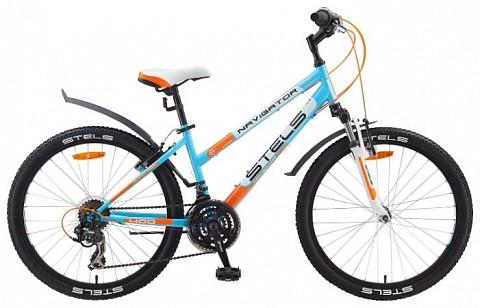 "Велосипед Stels Navigator 400 V 24"" 2016"