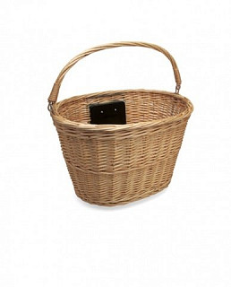 Корзина Q\R WICKER FRONT BASKET