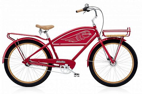 Велосипед Electra Cruiser Delivery 3i Men's 2015