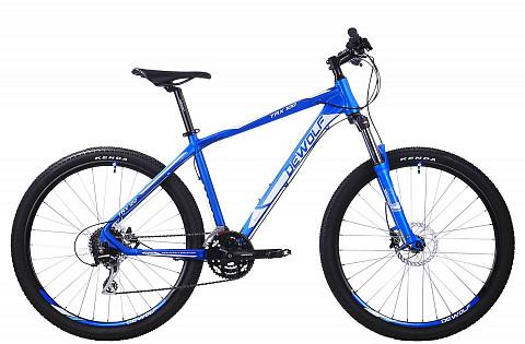 Велосипед DEWOLF TRX 100 2016