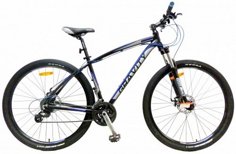 "Велосипед GRAVITY Shock MTB Disc 29"" 24ск 2015"