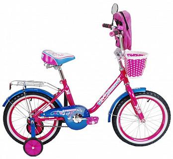 "Велосипед BLACK AQUA  Princess 20"" 2016"