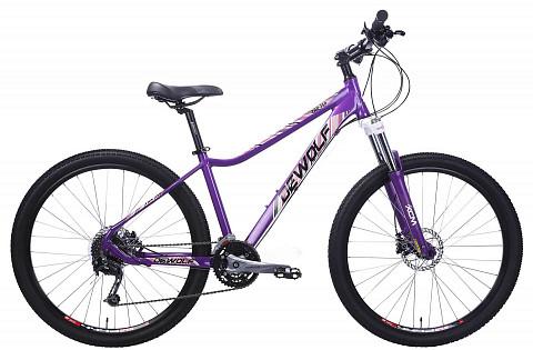 Велосипед DEWOLF TRX 350 2016