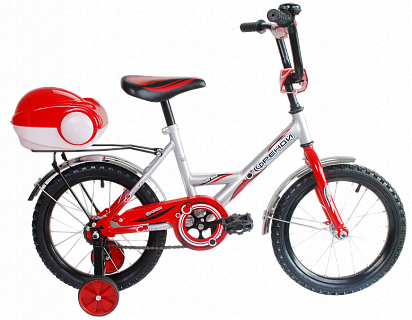 Велосипед BLACK AQUA Мультяшка Френди 20'' 2016