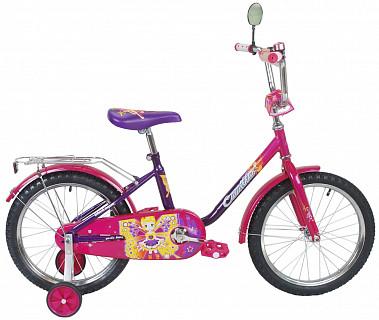 "Велосипед BLACK AQUA Camilla 14"" 2016"