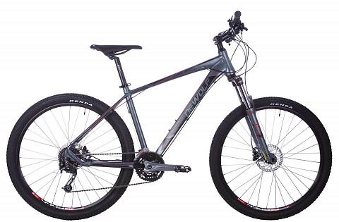 Велосипед DEWOLF TRX 300 2016
