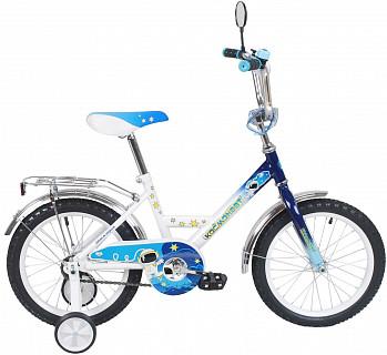 Велосипед BLACK AQUA Космонавт 14'' 2016