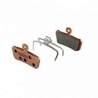 Тормозные колодки A2Z  Avid X 0 Trail 4-piston gold