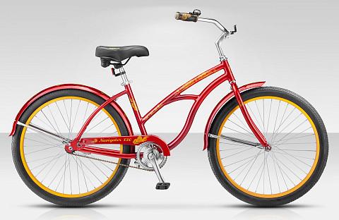 Велосипед Stels Navigator 130 1-ск Lady 2014