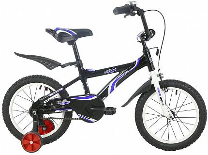 "Велосипед BLACK AQUA Wave 20"" 2016"