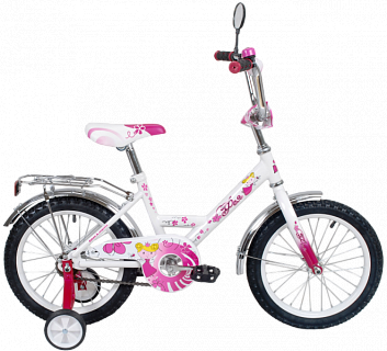 Велосипед BLACK AQUA Фея 18'' 2016