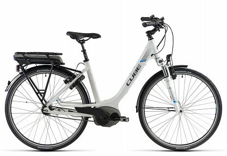 Электровелосипед Cube TRAVEL ULS RT HYBRID 2014