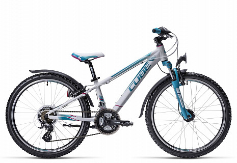 Велосипед Cube Kid 240 Allroad Girls 2015