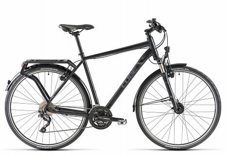 Велосипед Cube DELHI 2014