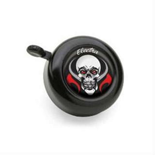 Звонок Electra Skull Bell black 328610