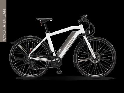 Электровелосипед WINORA XP2