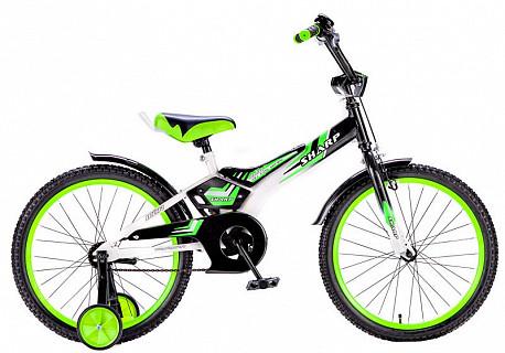 "Велосипед Black Aqua Sharp 20"" 2015"