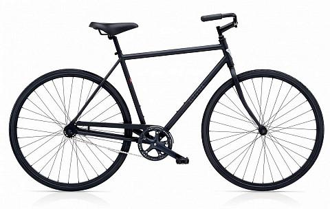 Велосипед Electra Loft 1 Men's Regular Matte Black 2015