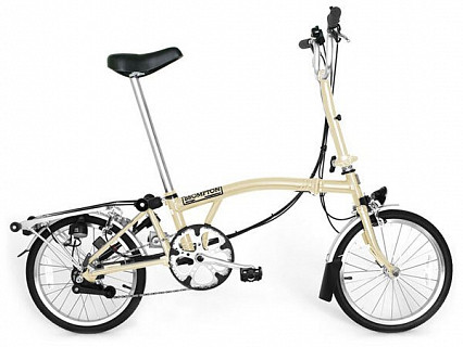 Складной велосипед Brompton M6R