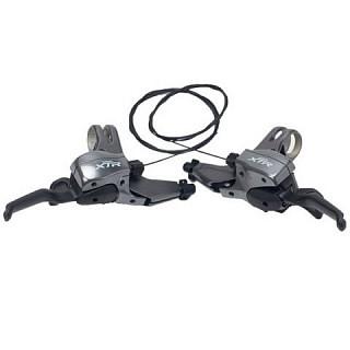 Шифтер правый Dual-Control Shimano XTR для V-Brake ST-M960