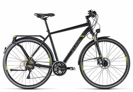 Велосипед Cube DELHI PRO 2014