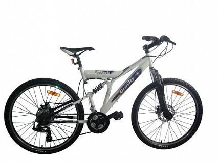 "Велосипед GRAVITY Polaris MTB Disc Hi-Ten 26""  21ск 2015"