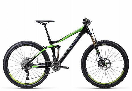 "Велосипед Cube Stereo 140 Super HPC SL 27.5"" 2015"