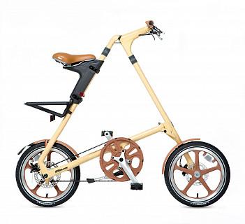 Велосипед Strida LT (2014) кремовая