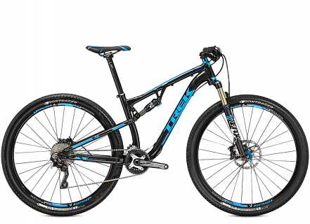 "Велосипед Trek Superfly FS 8 29"" 2015"