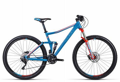 "Велосипед Cube Sting WLS 120 Pro 27.5"" 2015"