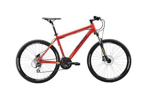 Велосипед MERIDA Matts 6.20-D 2016